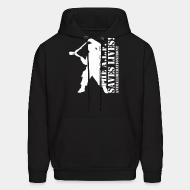 Sweat (Hoodie) The A.I.F. saves lives! Animal Libeation Front