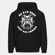Sweat (Hoodie) No bad dogs just bad owners