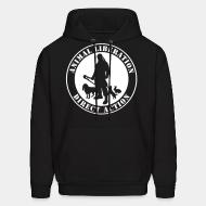 Sweat (Hoodie) Animal liberation direct action