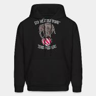 Sweat (Hoodie) Do not support this abuse