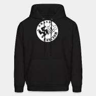 Sweat (Hoodie) Smash fascism
