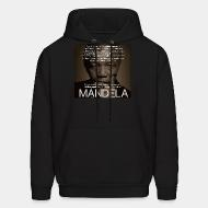 Sweat (Hoodie) Apartheid is a crime against humanity (Nelson Mandela)