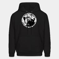 Sweat (Hoodie) Solidarity with Palestine - gaza exists, gaza resists