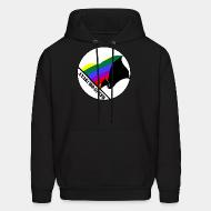 Sweat (Hoodie) Anarcho-queer