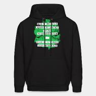 Sweat (Hoodie) Imagine that trees gave wi-fi we would all be planting trees like crazy and would end deforestation... it's a pity that they only produce the oxygen we breathe to live