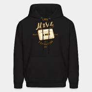 Sweat (Hoodie) Good music doesn't have an expiration date