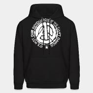 Sweat (Hoodie) It's not revolution if we can't dance (Emma Goldman)