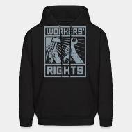Hoodie sweatshirt Workers' rights