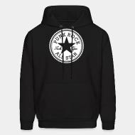 Hoodie sweatshirt Punk Rock All Star