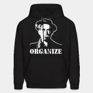 Sweat (Hoodie) Organize (Joe Hill)