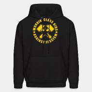 Sweat (Hoodie) Workin' class kids against fascism