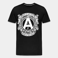 T-shirt Xtra-Large ALF - who, if not you? when, if not now?