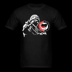 antifa-anti-racist-anti-nazi Antifa - Anti-racist - Anti-nazi - Anti-fascist - RASH - Red And Anarchist Skinheads