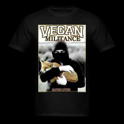 Vegan militance saves lives Animal liberation - Vegetarian - Vegan - Anti-specism - Animal cruelty - Animal testing - Animal liberation front - ALF - Vivisection - Animal experim