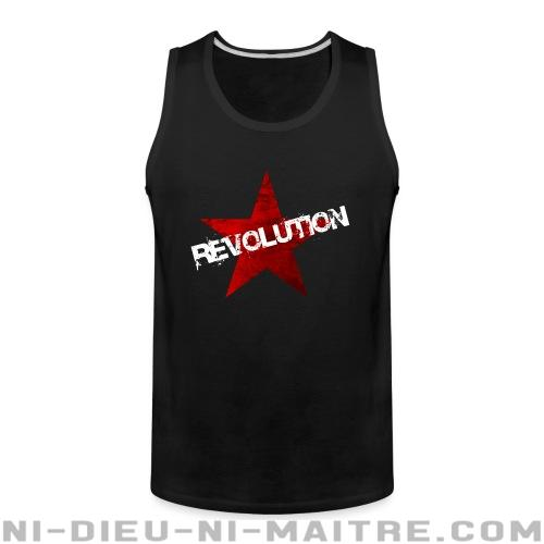 Camisole Revolution - Camisoles Militants