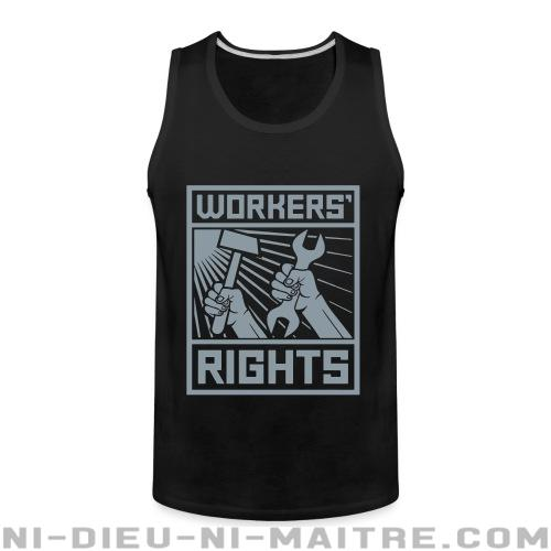 Workers' rights - Débardeur pour homme Working Class