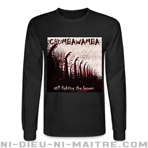 Chumbawamba - Still fighting the fences - Chandails à manches longues Band Merch