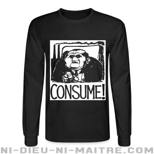 Consume! - Chandails à manches longues Working Class
