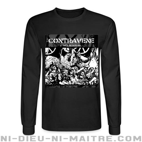 Contravene - A call to action - Chandails à manches longues Band Merch