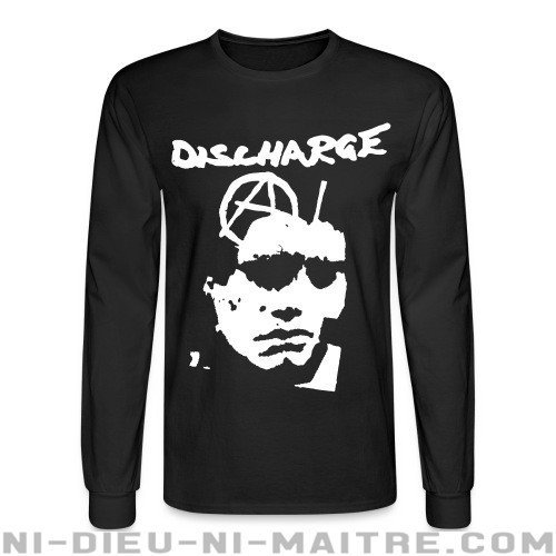 Discharge - Chandails à manches longues Band Merch