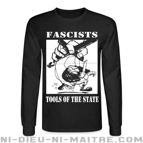 Fascists: tools of the state - Chandails à manches longues Anti-Fasciste