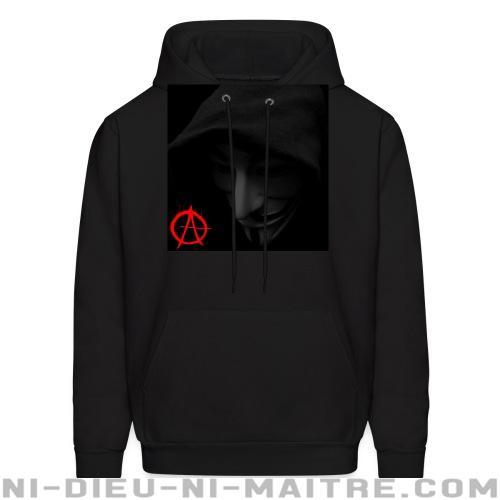 Sweat à capuche (Hoodie) Anonymous - Sweat à capuche (Hoodie) Anonymous