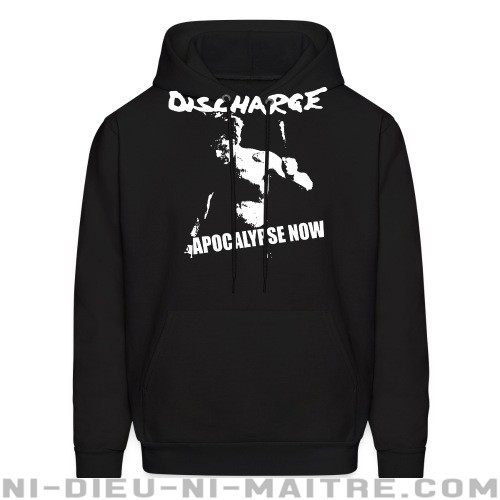 Discharge - Apocalypse now - Sweat à capuche (Hoodie) Band Merch