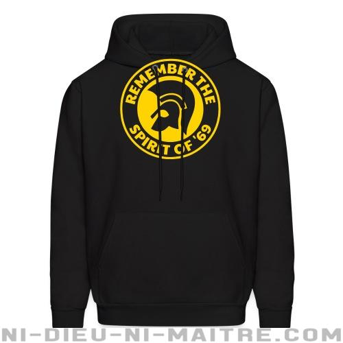 Remember the spirit of '69 - Sweat à capuche (Hoodie) Skinhead