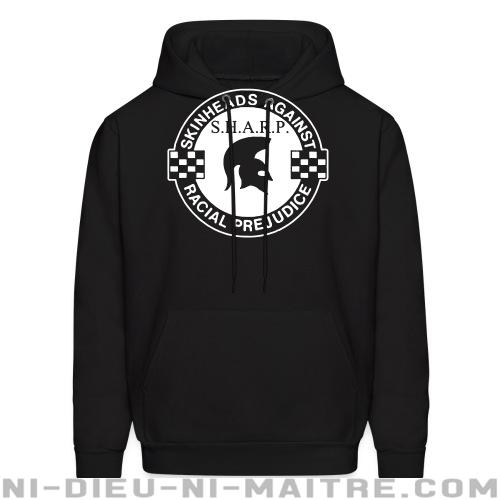 S.H.A.R.P. Skinheads Against Racial Prejudice - Sweat à capuche (Hoodie) Skinhead