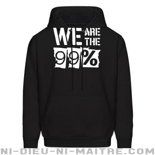 We are the 99% - Sweat à capuche (Hoodie) Anonymous