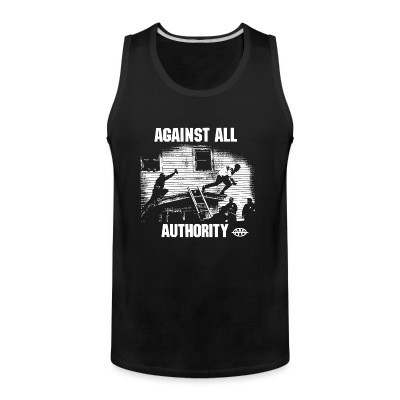 Débardeur homme Against All Authority