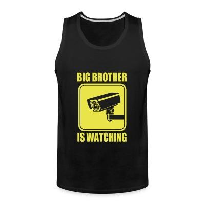 Débardeur homme Big brother is watching