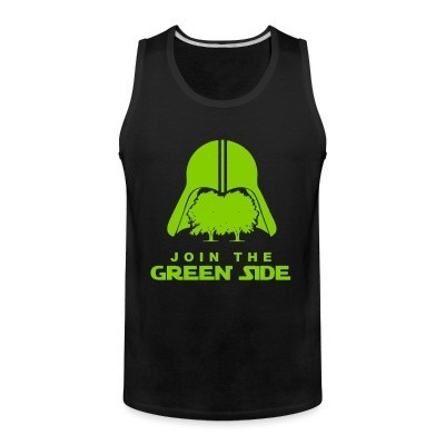 Débardeur homme Join the green side