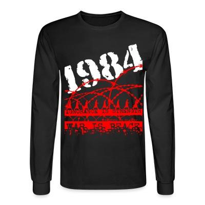 1984 ignorance is strength war is peace