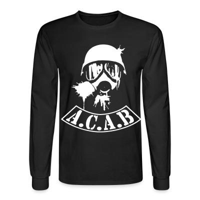 Manches longues A.C.A.B. All Cops Are Bastards