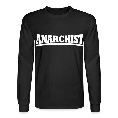 Manches longues Anarchist