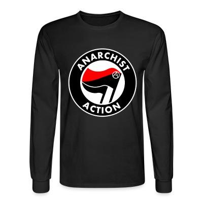 Manches longues Anarchist action