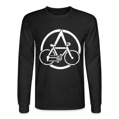 Manches longues Anarcho-Cyclism