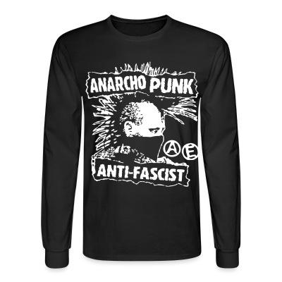 Anarcho punk anti-fascist