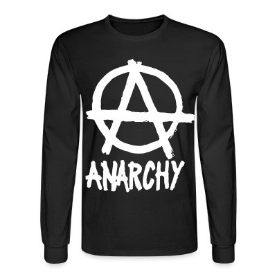 Manches longues Anarchy