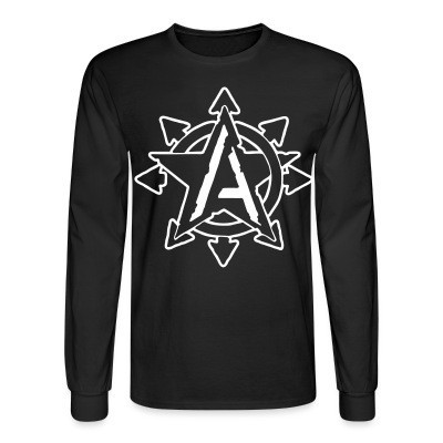 Manches longues Anarchy Chaos