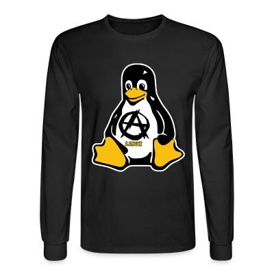 Manches longues Anarchy & Linux