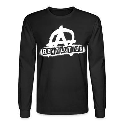 Manches longues Anarchy Revolution