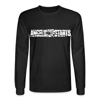 Manches longues Angelic Upstarts
