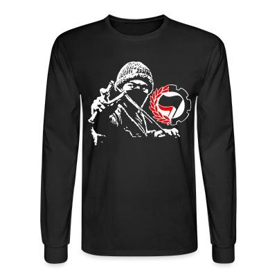 T-shirt Anti-Fasciste