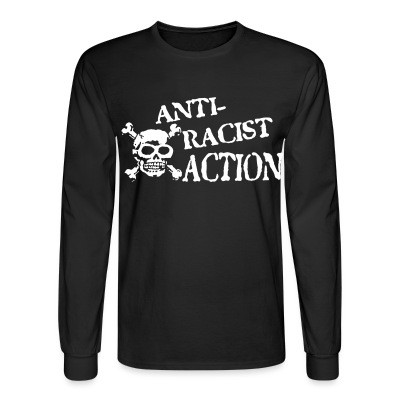 Manches longues Anti-racist action