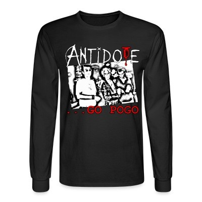Manches longues Antidote - Go pogo