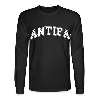 Manches longues Antifa