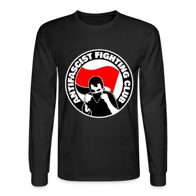 Manches longues Antifascist fighting club