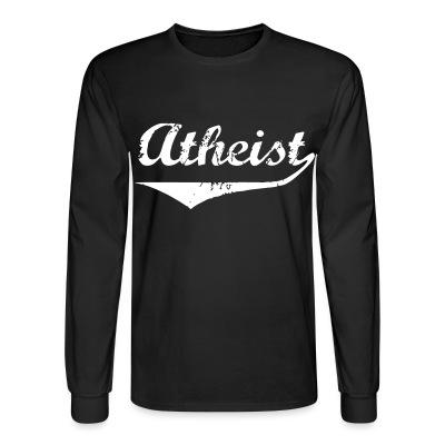 Manches longues Atheist